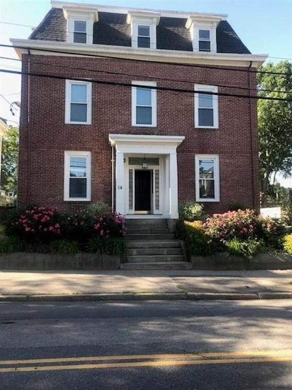 54 Pitman Street #6, East Side of Providence, RI 02906 (MLS #1254011) :: The Mercurio Group Real Estate