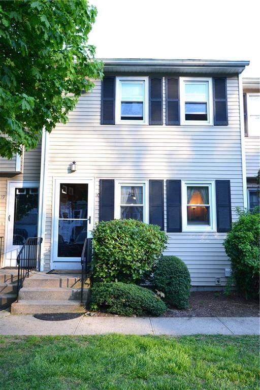47 Morgan Avenue #20, Johnston, RI 02919 (MLS #1254096) :: Edge Realty RI