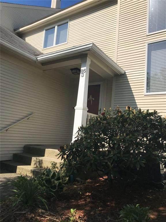 86 Nipmuc Trail D, North Providence, RI 02904 (MLS #1254683) :: The Mercurio Group Real Estate