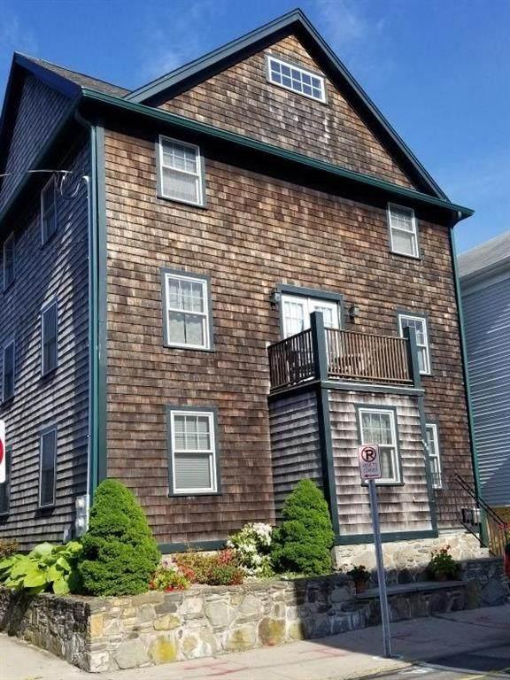 600 Thames Street #1, Newport, RI 02840 (MLS #1255500) :: Westcott Properties