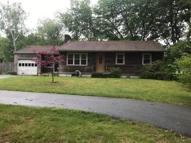 92 Weaver Hill Road, West Greenwich, RI 02817 (MLS #1255510) :: Westcott Properties