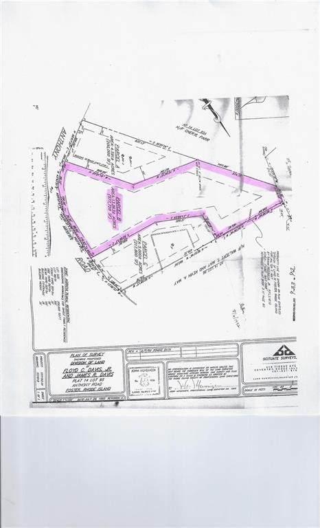 11 Anthony Road, Foster, RI 02825 (MLS #1257603) :: Onshore Realtors