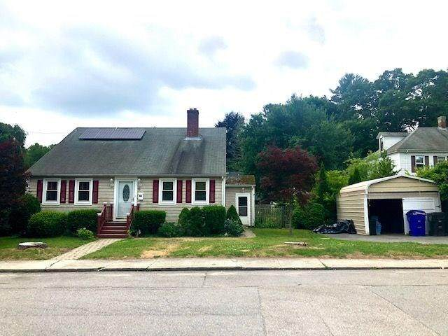99 Harbour Avenue, West Warwick, RI 02893 (MLS #1257686) :: Anchor Real Estate Group