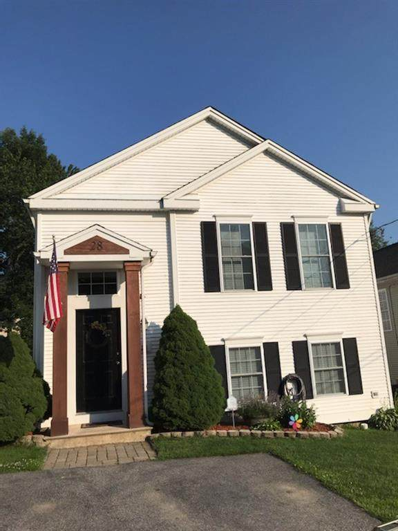 28 Stoney View Drive, Cumberland, RI 02864 (MLS #1257965) :: Spectrum Real Estate Consultants