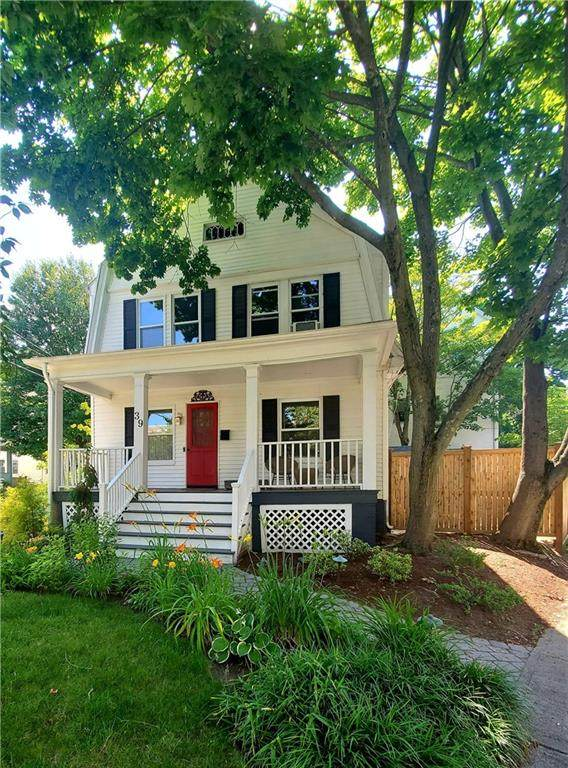 39 Glendale Avenue, East Side of Providence, RI 02906 (MLS #1258275) :: Edge Realty RI