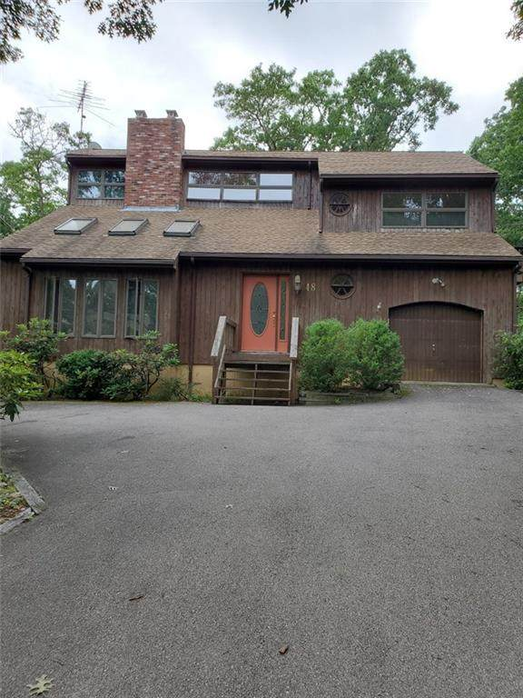48 Prosser Trail, Charlestown, RI 02813 (MLS #1258703) :: HomeSmart Professionals