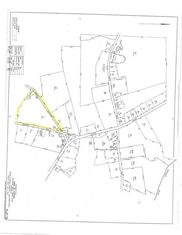 0 Howard Hill Road, Foster, RI 02825 (MLS #1259671) :: The Mercurio Group Real Estate