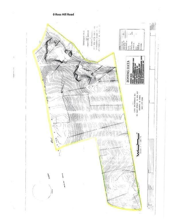 0 Ross Hill Road, Charlestown, RI 02813 (MLS #1260655) :: Edge Realty RI