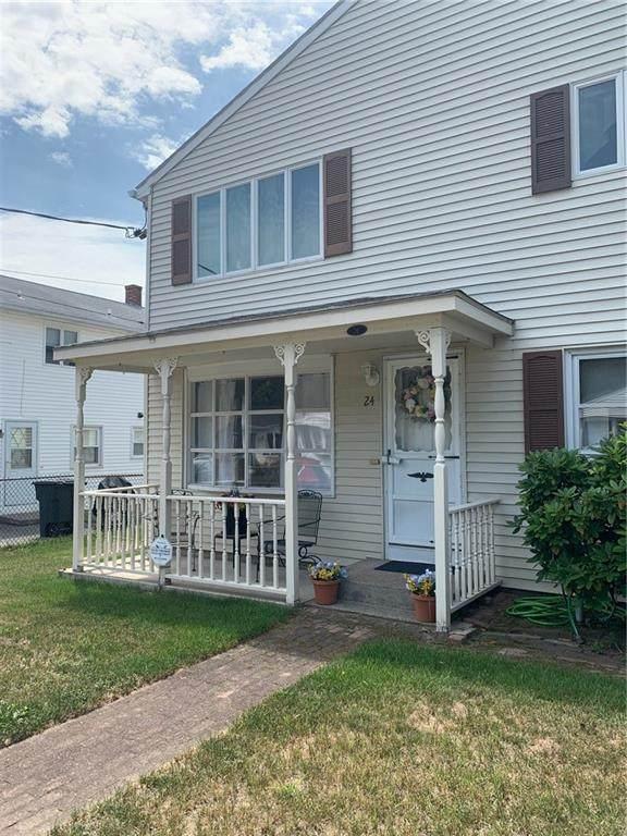 24 Morris Avenue, Pawtucket, RI 02860 (MLS #1261097) :: The Seyboth Team