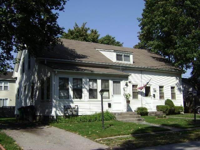 215 Knight Street, Warwick, RI 02886 (MLS #1264786) :: Westcott Properties