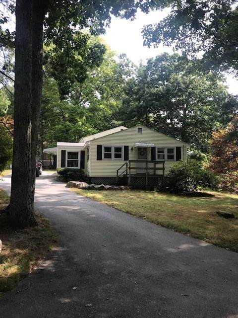 46 Evergreen Road, Glocester, RI 02814 (MLS #1265159) :: The Mercurio Group Real Estate