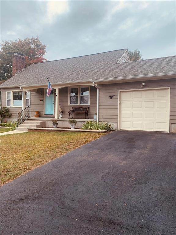 16 Orchard Drive, Scituate, RI 02831 (MLS #1265987) :: Dave T Team @ RE/MAX Central