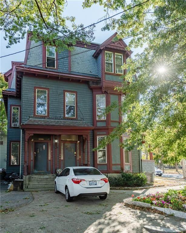 14 Parade Street, Providence, RI 02909 (MLS #1266883) :: The Mercurio Group Real Estate
