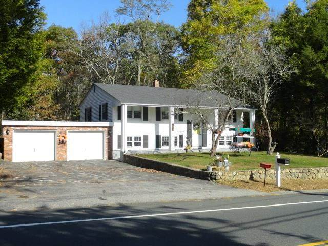 193 Plainfield Pike Pike, Scituate, RI 02857 (MLS #1267578) :: Spectrum Real Estate Consultants