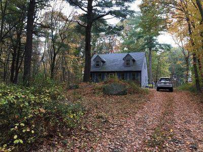 565 Durfee Hill Road, Glocester, RI 02814 (MLS #1268078) :: The Martone Group