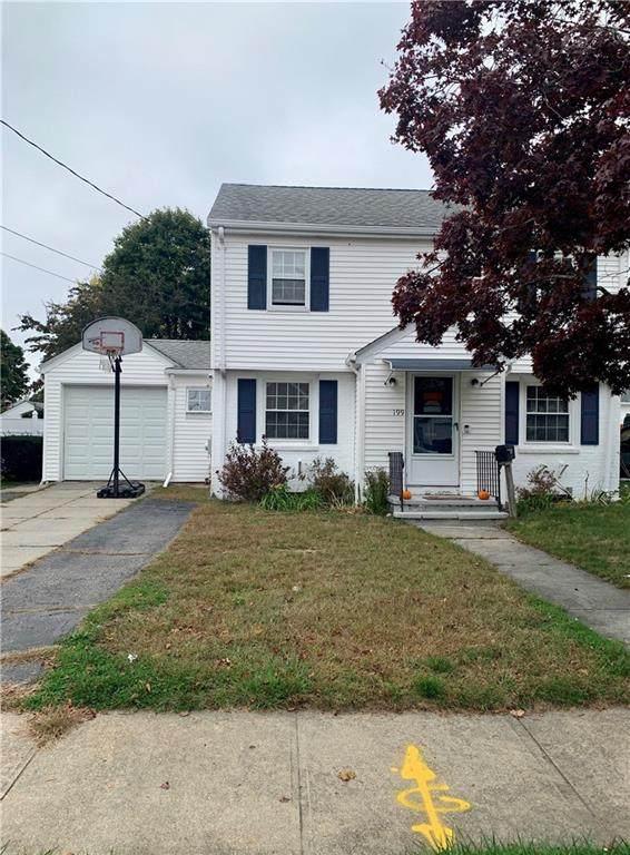 199 Woodhaven Road, Pawtucket, RI 02861 (MLS #1268327) :: Westcott Properties
