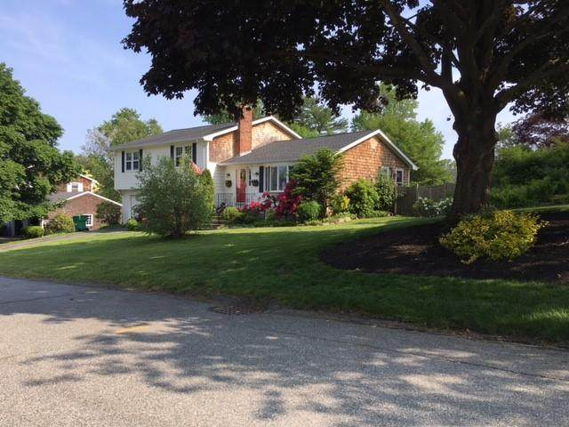 119 Heritage Drive, Portsmouth, RI 02871 (MLS #1270635) :: Westcott Properties