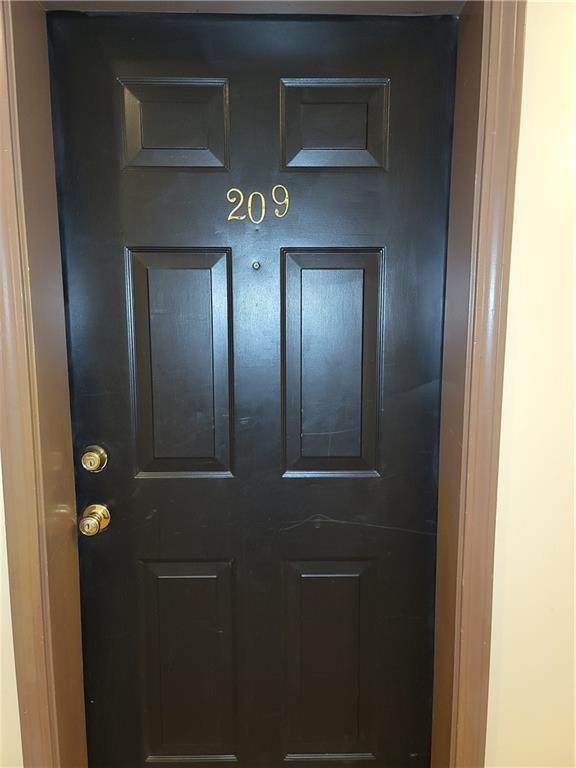 300 Front Street #209, Pawtucket, RI 02860 (MLS #1273282) :: Dave T Team @ RE/MAX Central