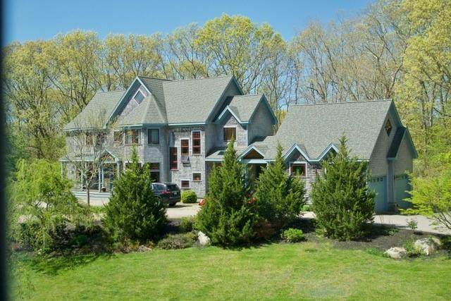 9 Donross Drive, Westerly, RI 02891 (MLS #1275439) :: The Martone Group