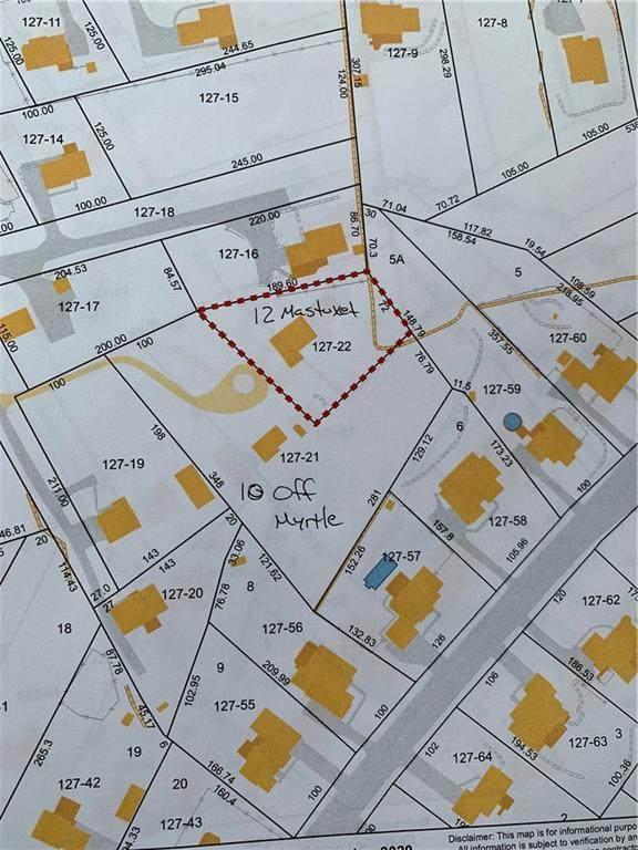 12 Mastuxet, Off Myrtle Avenue, Westerly, RI 02891 (MLS #1275509) :: Edge Realty RI