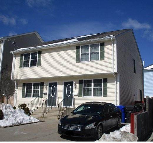 21 Hendricks Street #1, Central Falls, RI 02863 (MLS #1275840) :: The Martone Group
