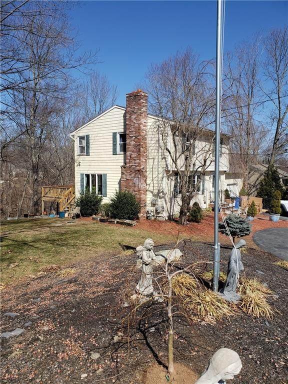 109 Hines Farm Road, Cranston, RI 02921 (MLS #1278042) :: Edge Realty RI