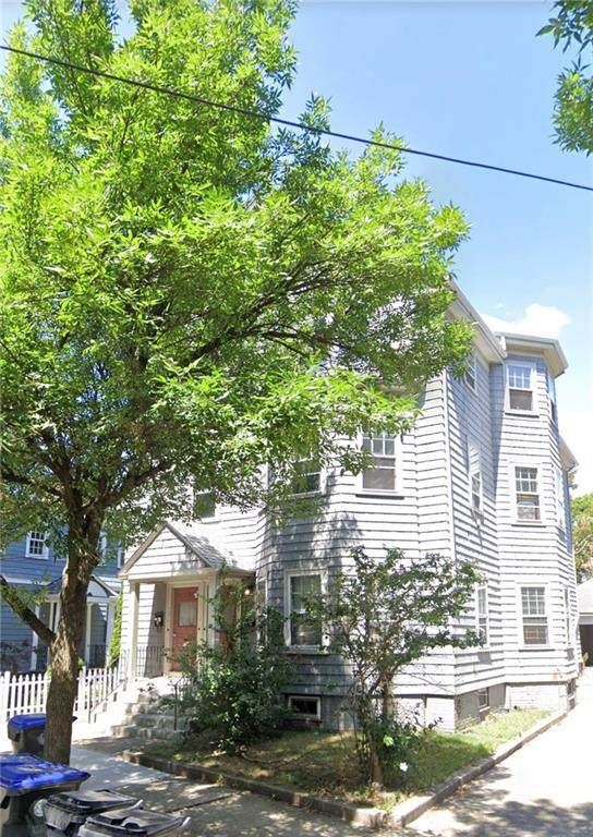 107 Arnold Street Unit2, East Side of Providence, RI 02806 (MLS #1279952) :: The Martone Group