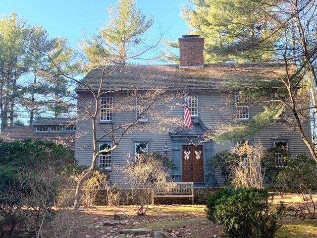 18 Georgiana Drive, Cumberland, RI 02864 (MLS #1281586) :: Spectrum Real Estate Consultants