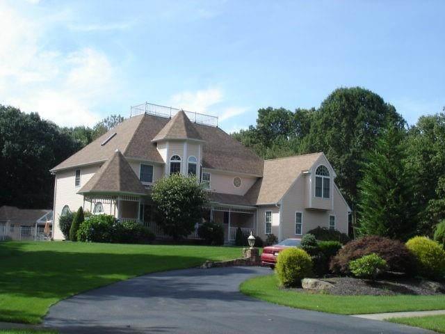 399 Larchwood Drive, Warwick, RI 02886 (MLS #1282303) :: Dave T Team @ RE/MAX Central