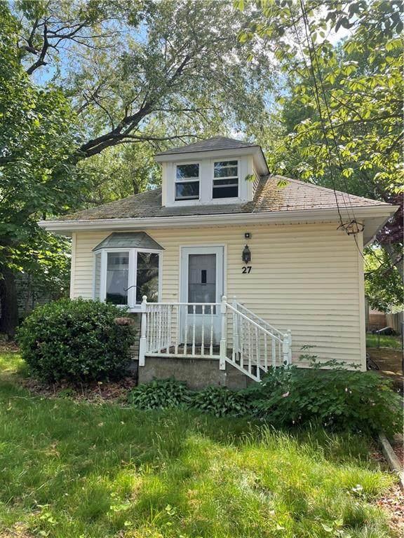 27 Cliff Road, Warwick, RI 02889 (MLS #1284246) :: Nicholas Taylor Real Estate Group