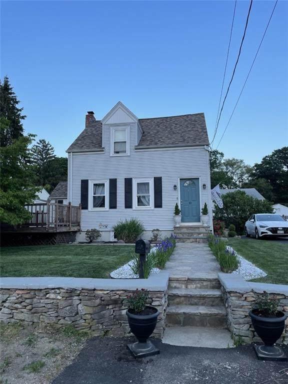10 Benson Avenue, East Providence, RI 02916 (MLS #1284369) :: Spectrum Real Estate Consultants