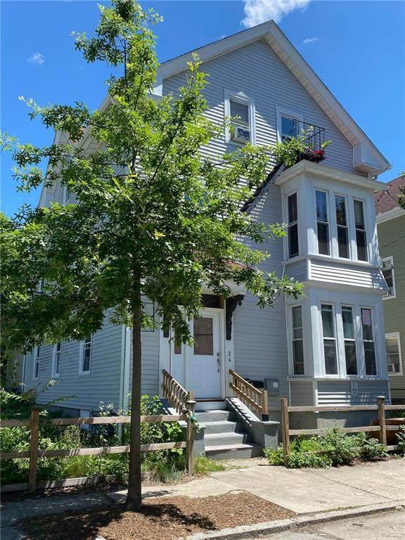 24 Tuxedo Avenue, Providence, RI 02909 (MLS #1285914) :: Chart House Realtors