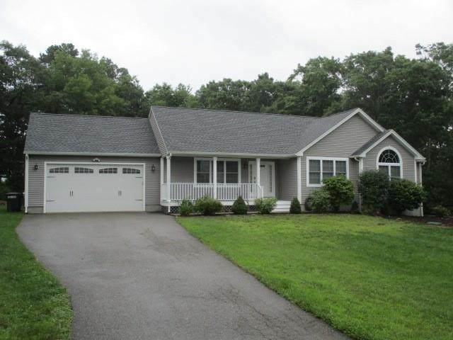 43 Clearview Dr Drive, Richmond, RI 02892 (MLS #1290693) :: Nicholas Taylor Real Estate Group