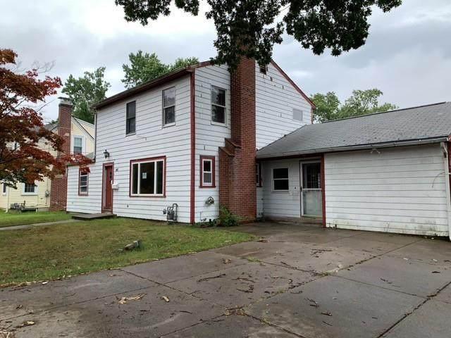 46 Willard Street, Warwick, RI 02889 (MLS #1293107) :: Westcott Properties