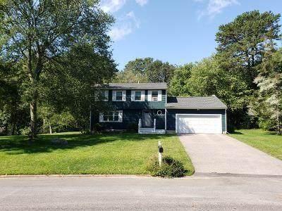62 Tomahawk Circle, North Kingstown, RI 02874 (MLS #1293755) :: Onshore Realtors