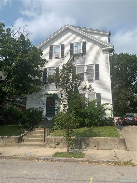 25 Nickerson Street, Pawtucket, RI 02860 (MLS #1293939) :: The Seyboth Team