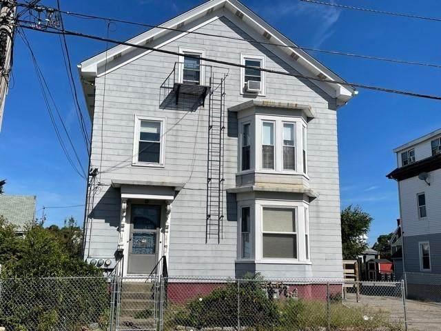 141 Harrison Street, Pawtucket, RI 02860 (MLS #1295294) :: Barrows Team Realty
