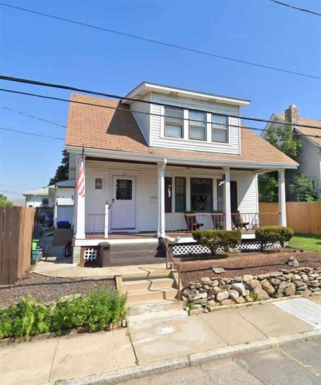 35 Klondike Street, Providence, RI 02909 (MLS #1296181) :: Century21 Platinum