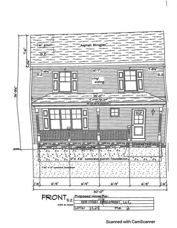 30 Bow Street, Cranston, RI 02905 (MLS #1296695) :: The Martone Group