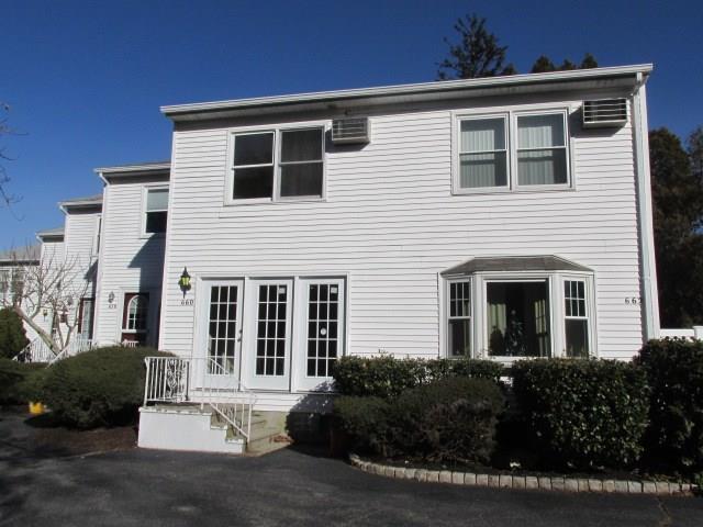 660 Windwood Dr, Unit#6 #6, Tiverton, RI 02878 (MLS #1198795) :: Westcott Properties