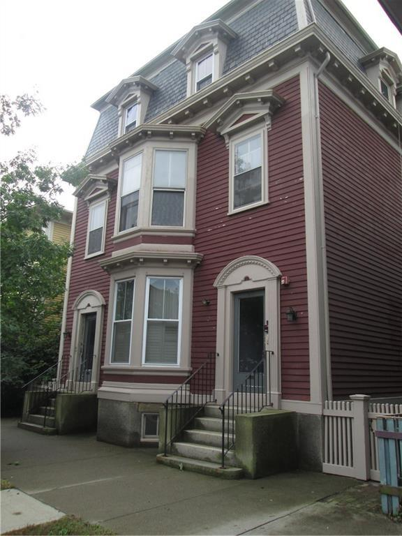 1200 Westminster St, Unit#3 #3, Providence, RI 02909 (MLS #1204872) :: The Martone Group