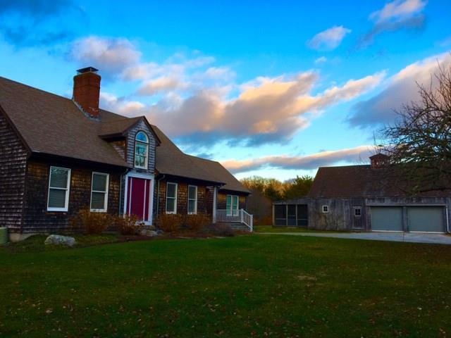 7 High Meadow Rd, Little Compton, RI 02837 (MLS #1213376) :: Westcott Properties