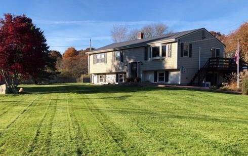824 East Rd, Tiverton, RI 02878 (MLS #1215936) :: Westcott Properties