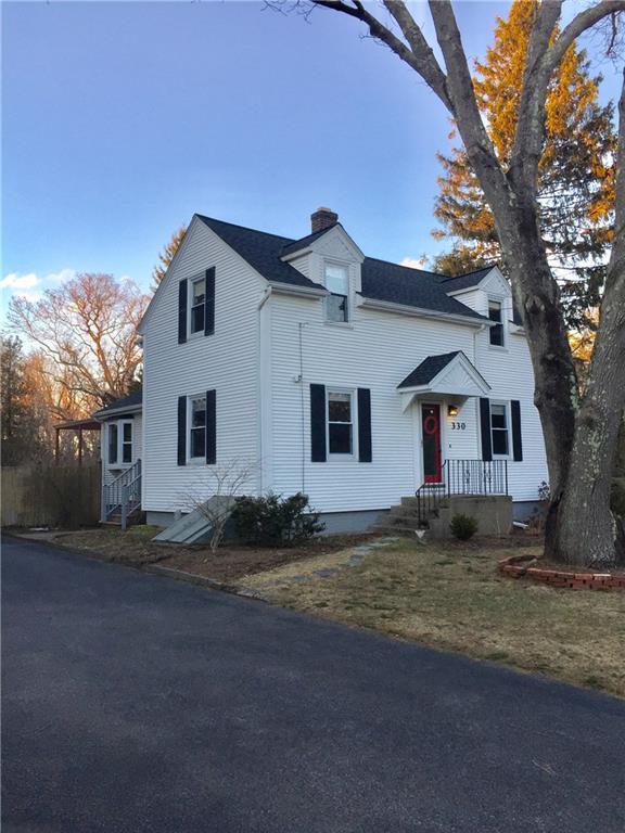330 Newman Av, Seekonk, MA 02771 (MLS #1216421) :: Westcott Properties