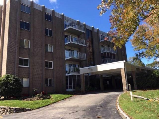 200 Hoffman Avenue #505, Cranston, RI 02920 (MLS #1239253) :: Bolano Home