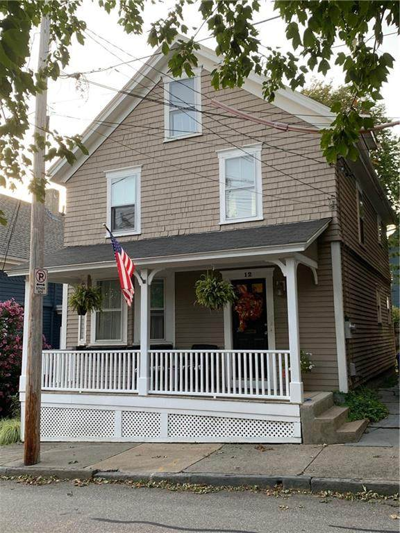 12 N Baptist Street, Newport, RI 02840 (MLS #1259607) :: The Mercurio Group Real Estate