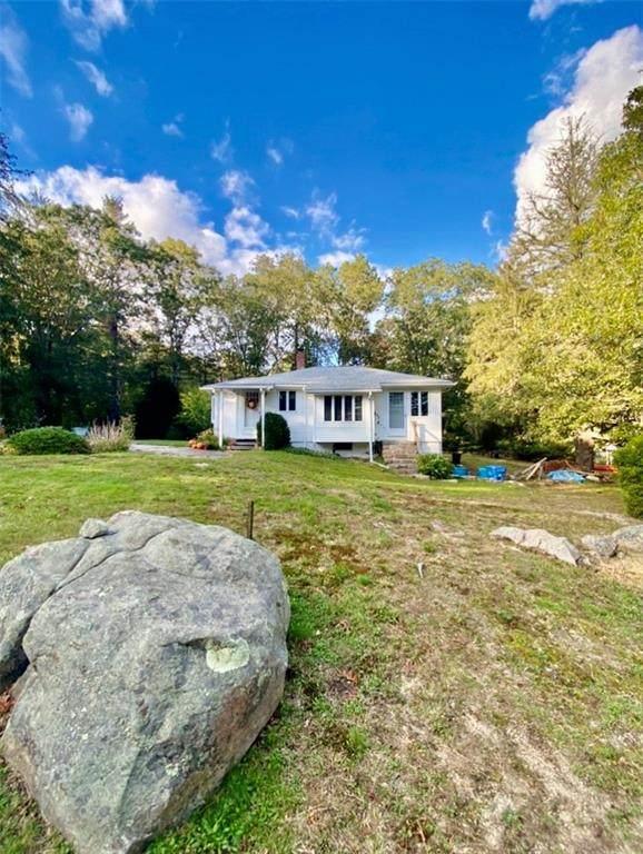 101 Glen Rock Road, South Kingstown, RI 02892 (MLS #1296086) :: Century21 Platinum