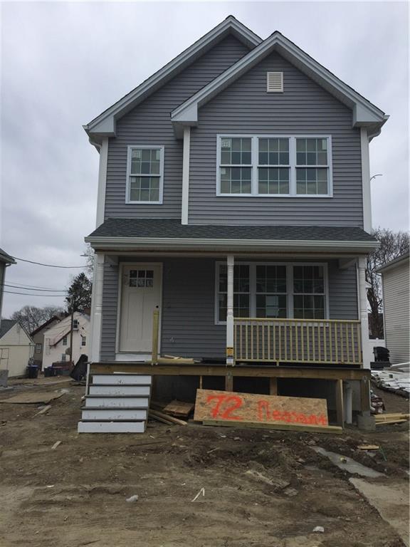 72 Pleasant St, East Side Of Prov, RI 02906 (MLS #1212394) :: The Martone Group