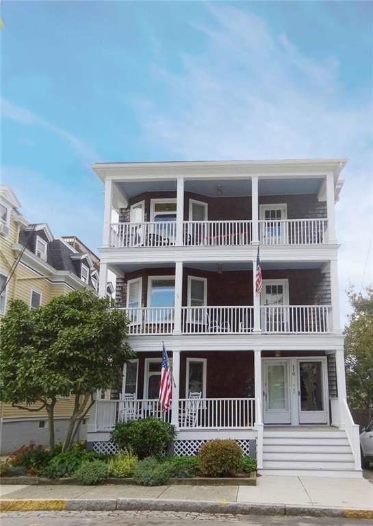 110 Second Street B, Newport, RI 02840 (MLS #1244915) :: Onshore Realtors