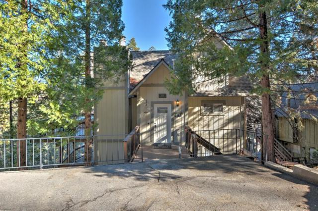 26619 Thunderbird Drive, Lake Arrowhead, CA 92352 (#2180062) :: Angelique Koster